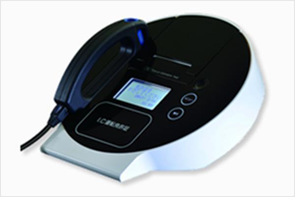 ALC-miniIVIC 免許証リーダー内蔵型アルコール検知器
